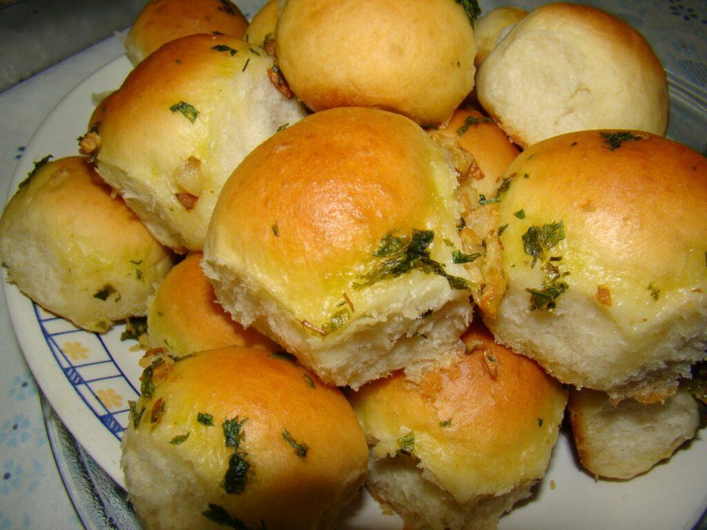 Pancitos saborizados de cebolla