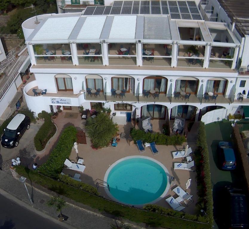 hoteles en positano