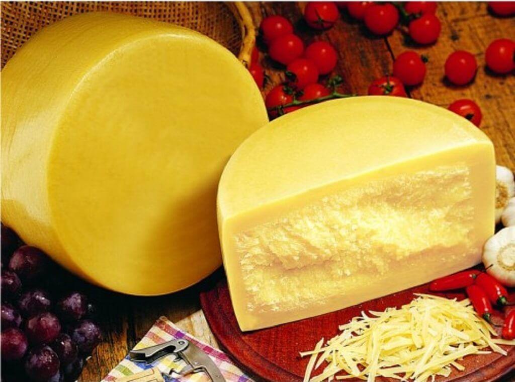 quesos para rallar